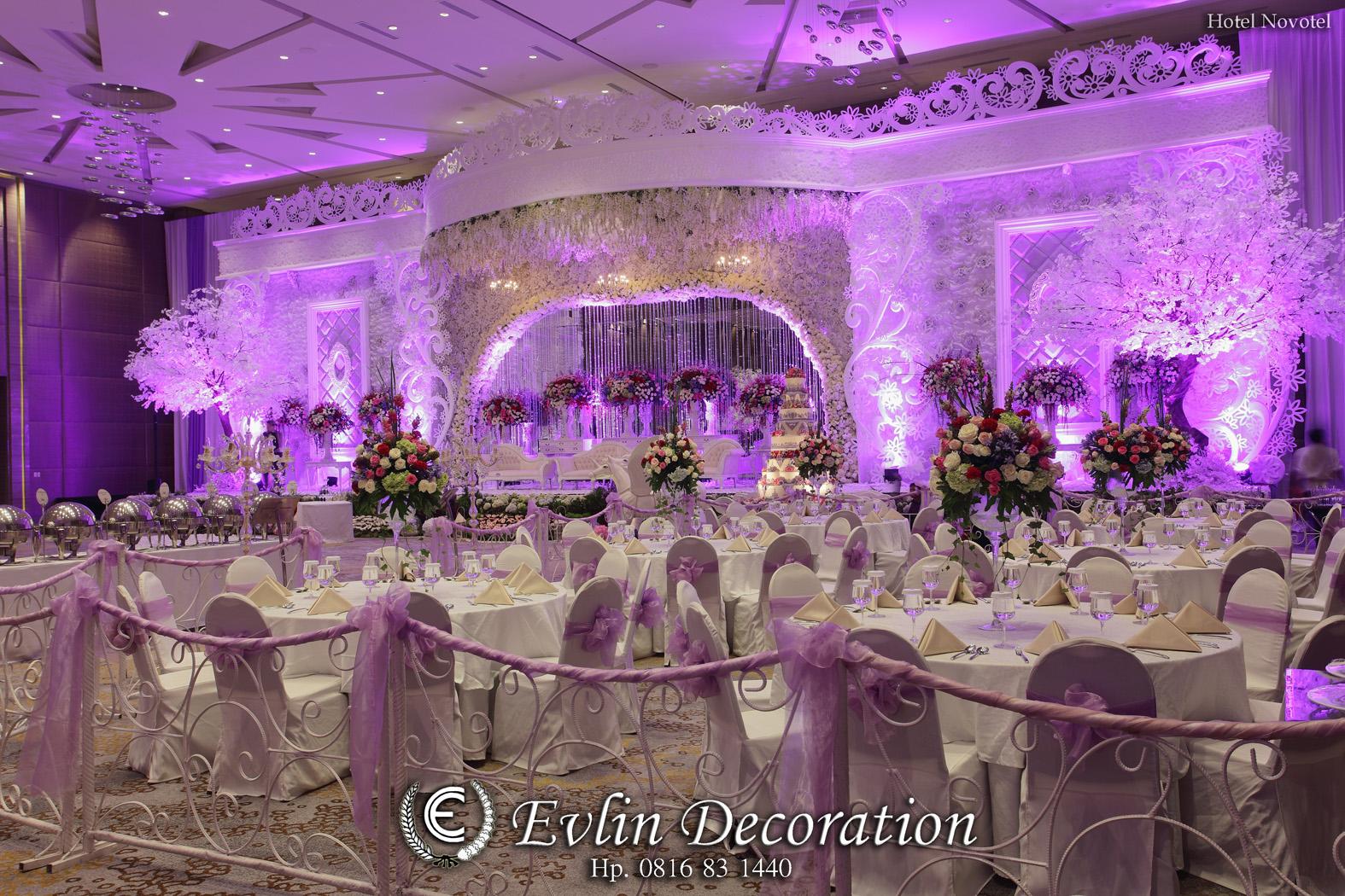 Novotel tangerang by evlin decoration bridestory junglespirit Images