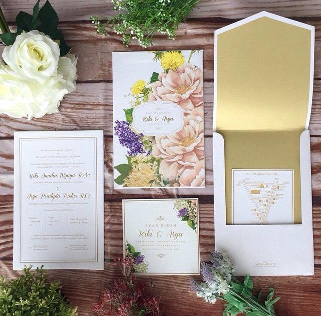 Micasa jakarta wedding invitations in jakarta bridestory stopboris Images