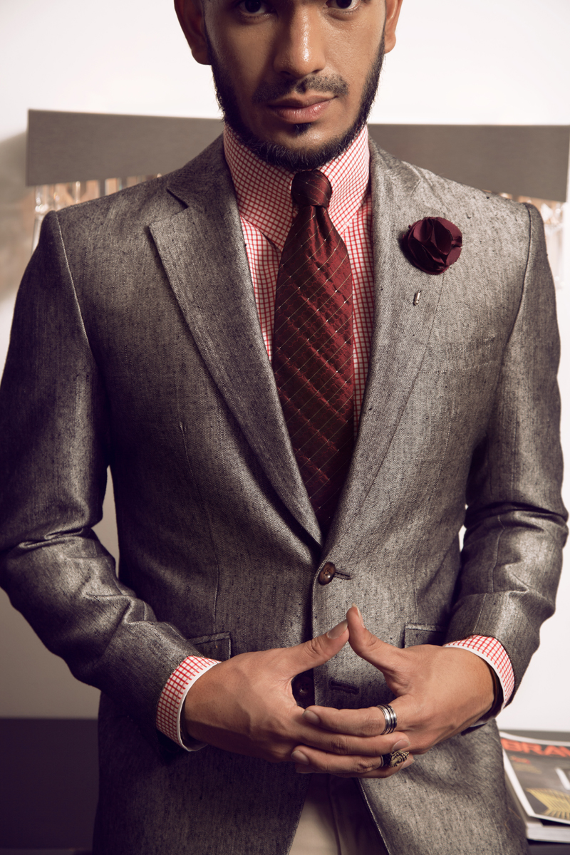 Casual Look By Philip Formalwear Houseofcuff Square Pink Light Tie