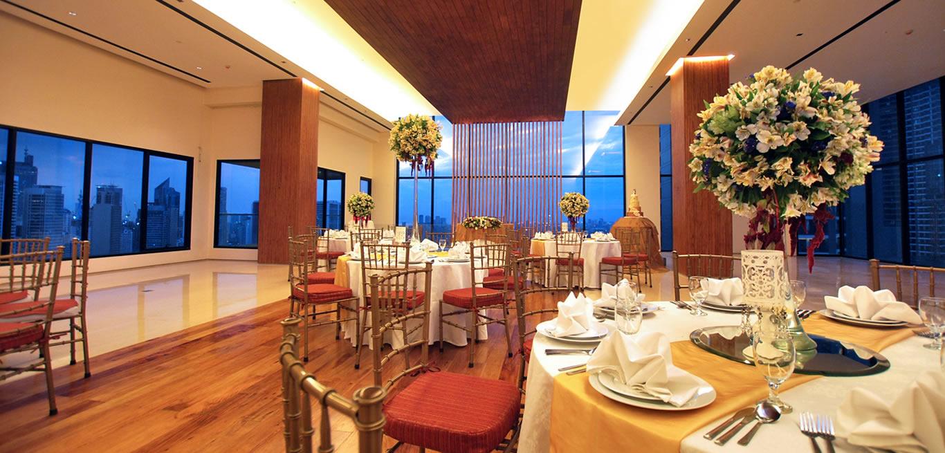 City Garden GRAND Hotel Wedding Venue in Metro Manila