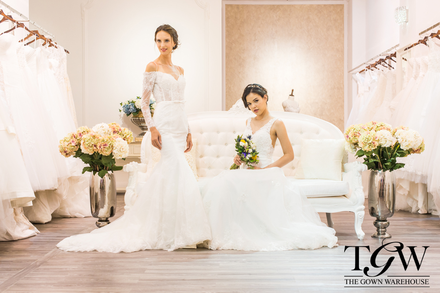 The Gown Warehouse | Wedding Bridal in Singapore | Bridestory.com