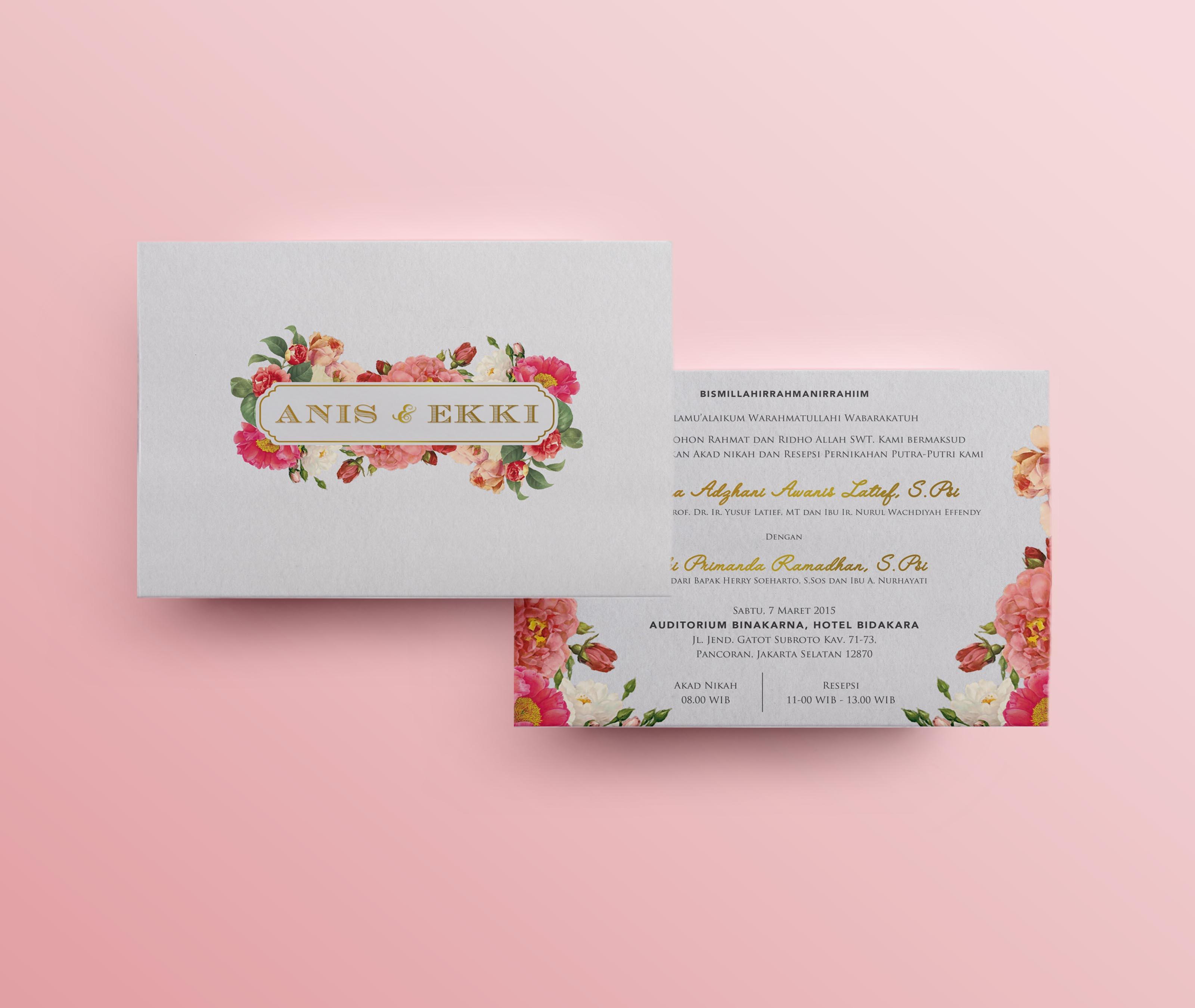 Famous wedding invitation jakarta image collection invitations 30 new wedding invitation card jakarta pics wedding invitation ideas stopboris Gallery