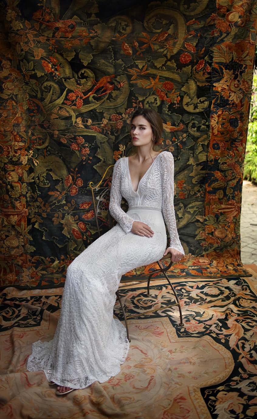 e020c8d80a1 Lihi Hod Bridal by Dina Alonzi Bridal