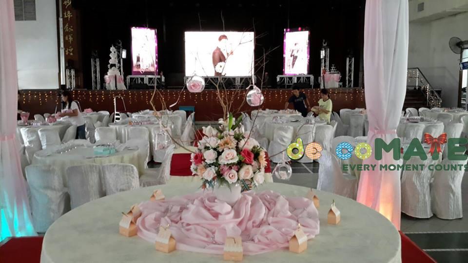 Glammories wedding event rentals in penang bridestory junglespirit Image collections