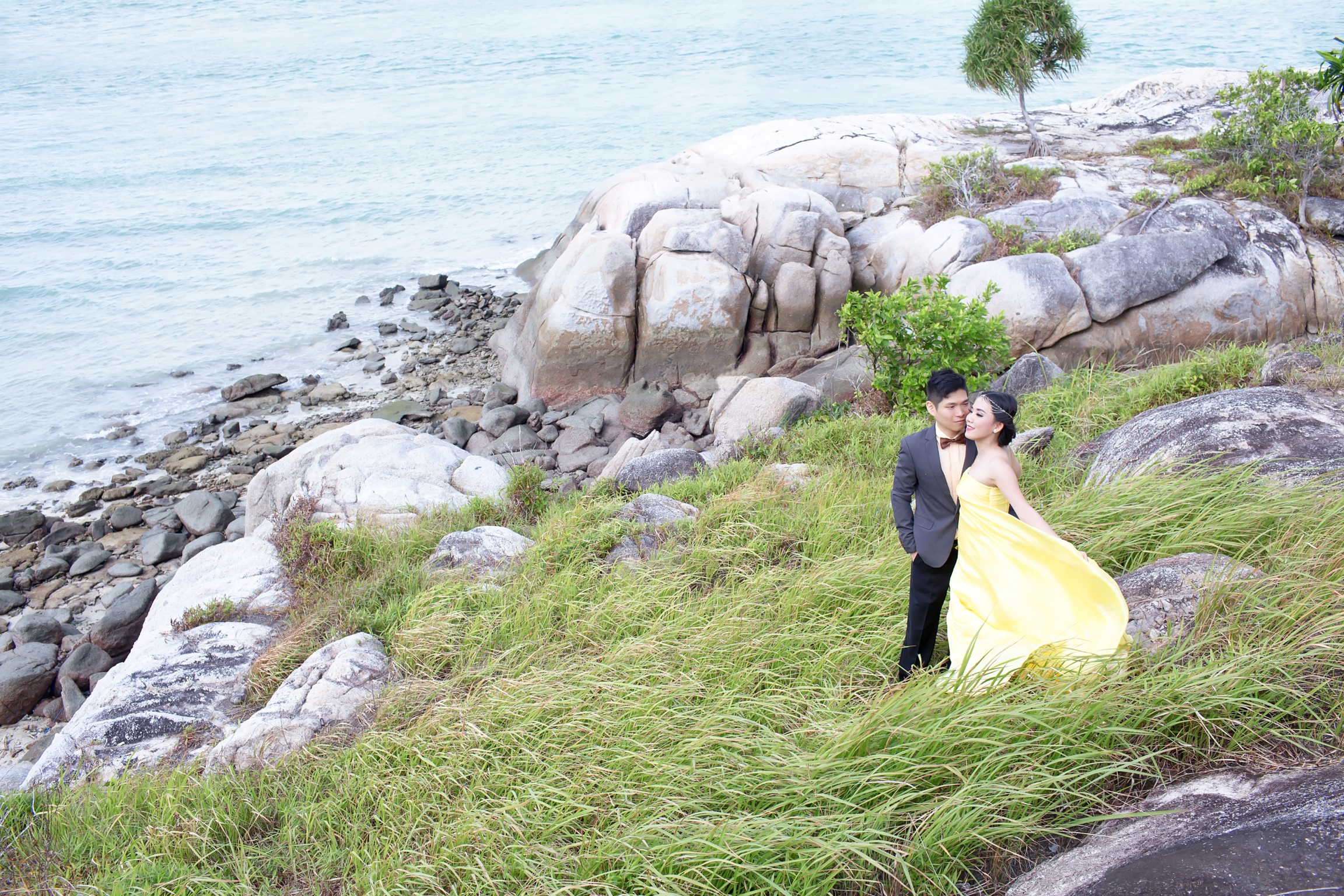Prewedding Adi Limiartika Aldea Photography Bridestory Pulau Berhala Jambi