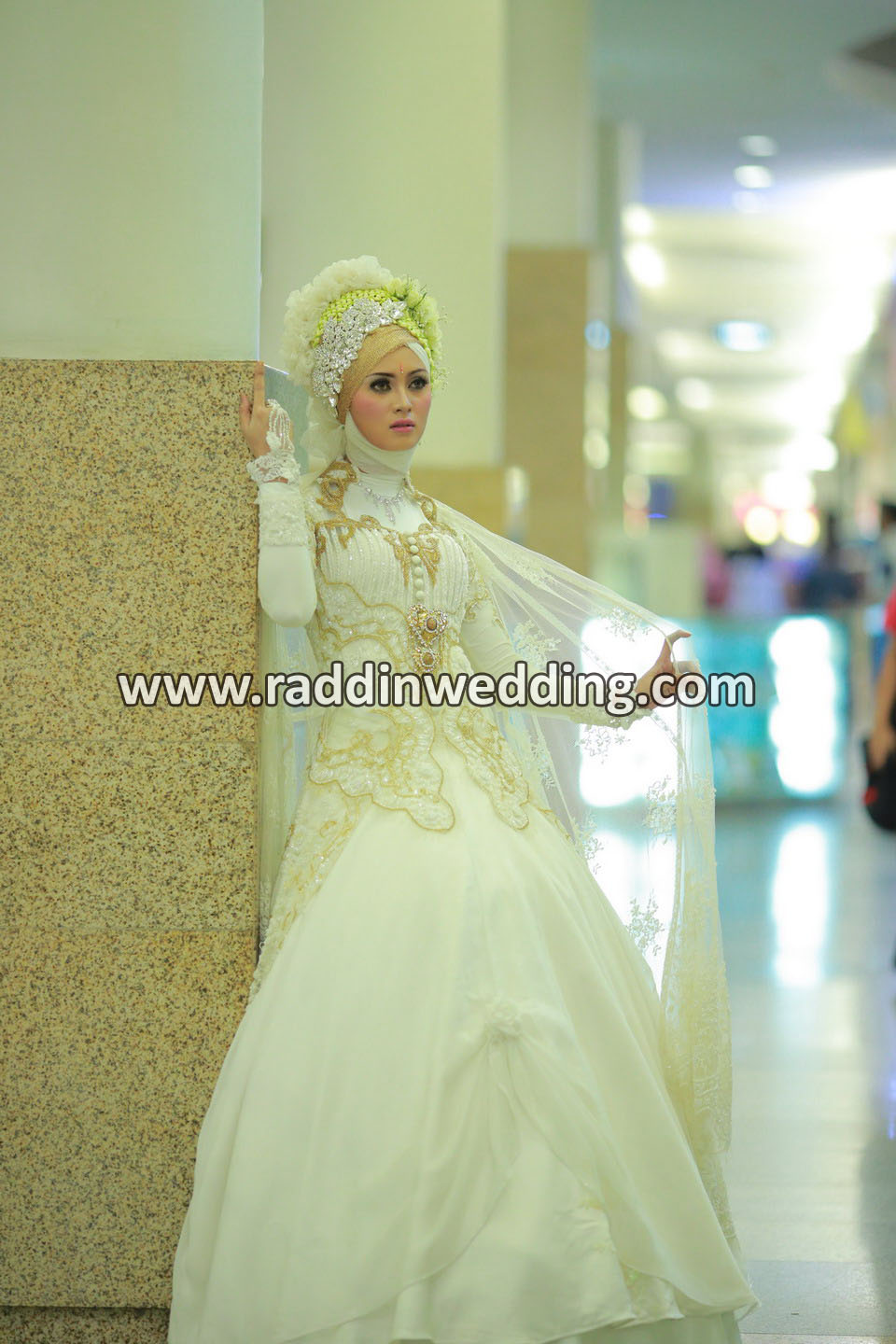 Kebaya Pengantin By Raddin Wedding Bridestory Com