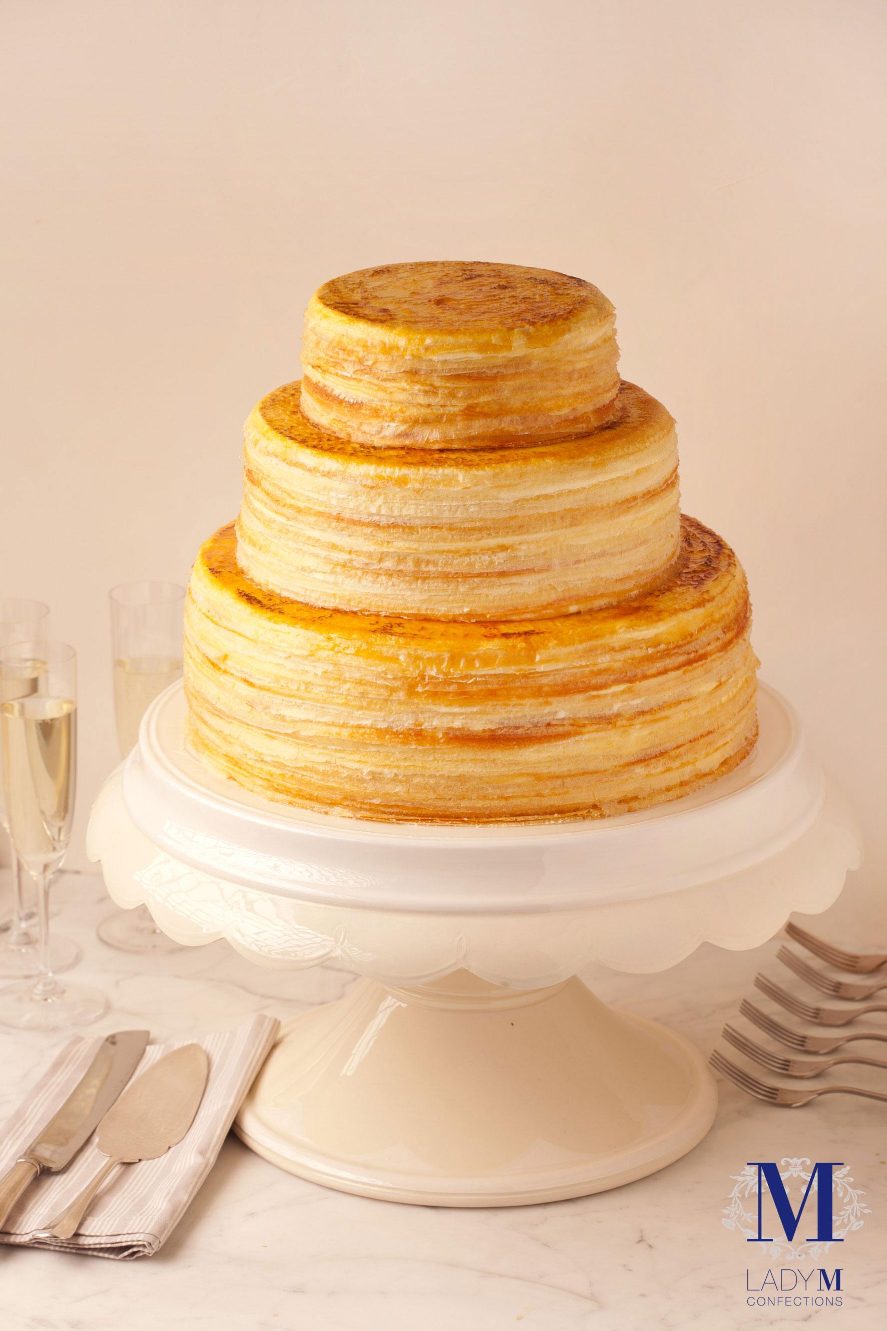 Lady M® Confections Singapore | Wedding Wedding Cake in Singapore ...