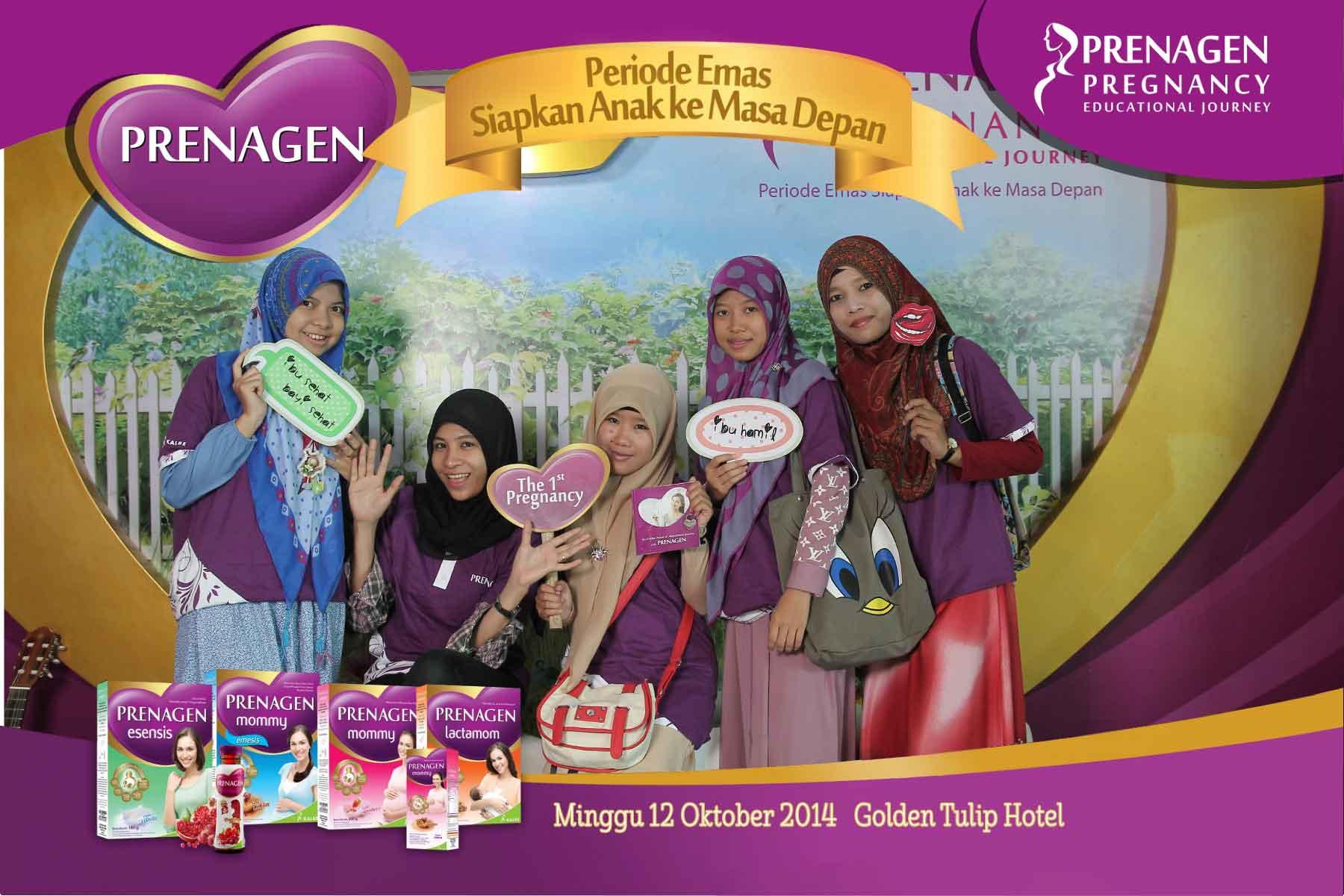 Event Prenagen Photobooth Banjarmasin Bridestory Lactomom