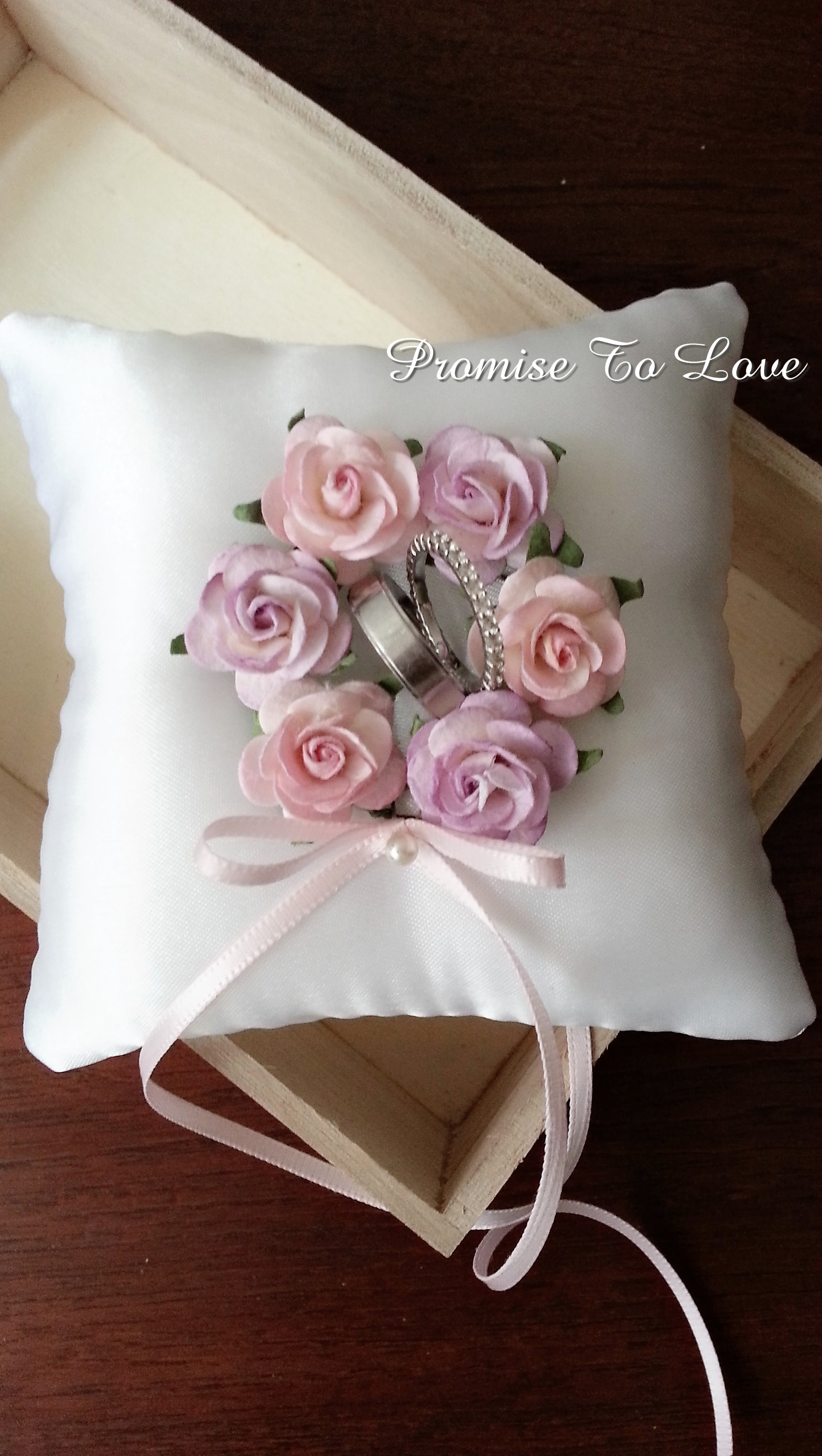 make pillow final wedding to a wikihow ways ring
