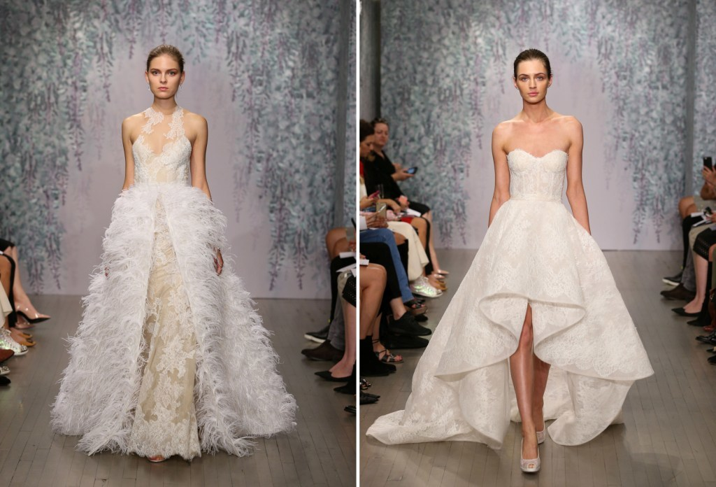 Exquisite Bridal Dress Trends from the Bridal Fashion Week Image 3