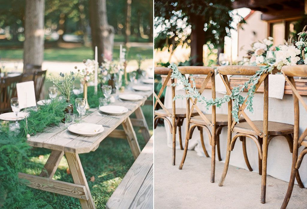 How to Throw an Exquisite Rustic Wedding Image 11