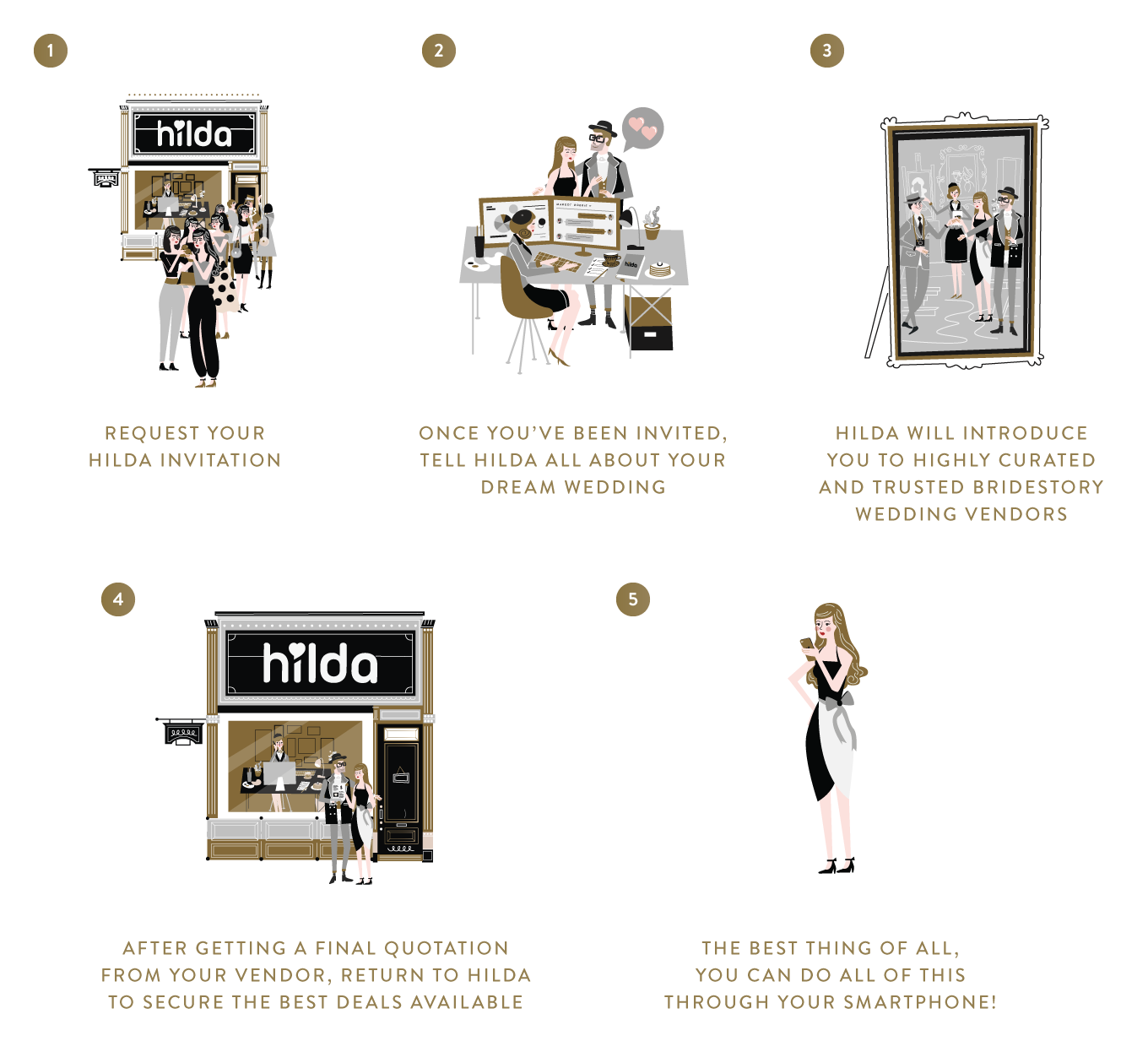 Get the Best Deals from Bridestory Vendors with Hilda Image 1