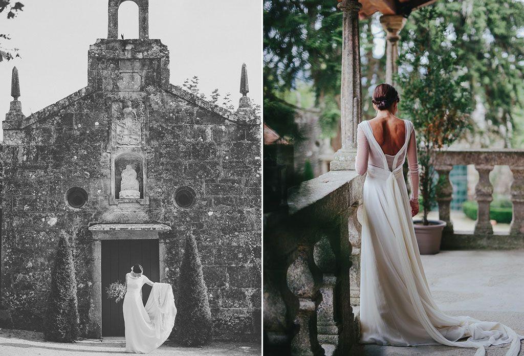 8 Simple Wedding Dress Ideas for the Minimalist Bride Image 12