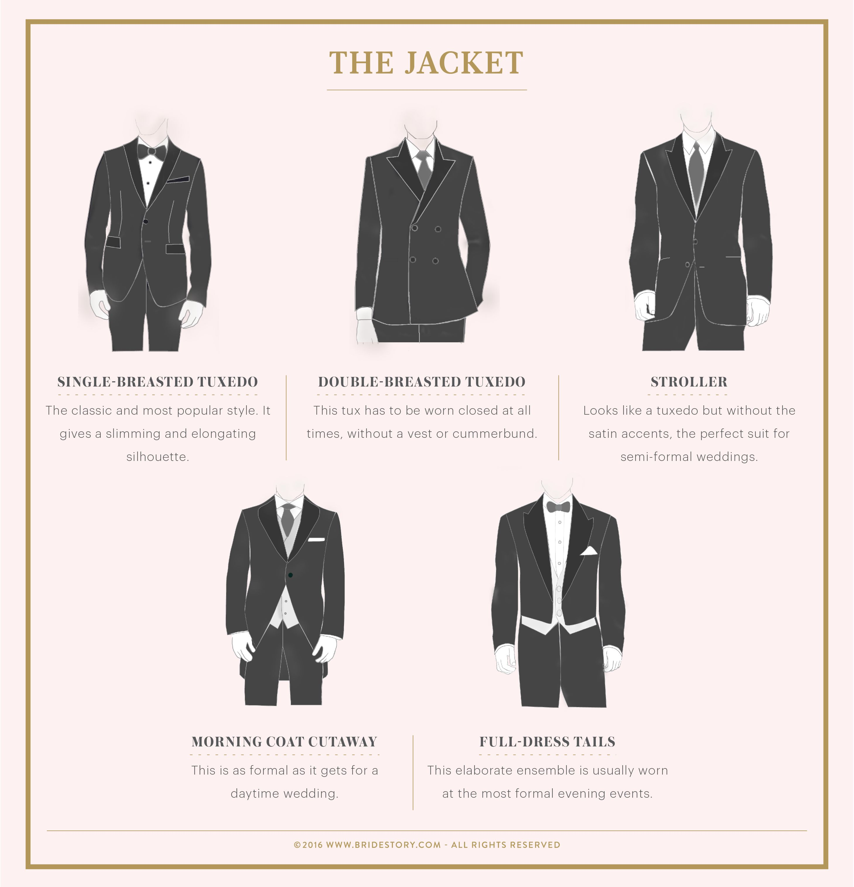The Groom\'s Guide to Wedding Day Style - Bridestory Blog