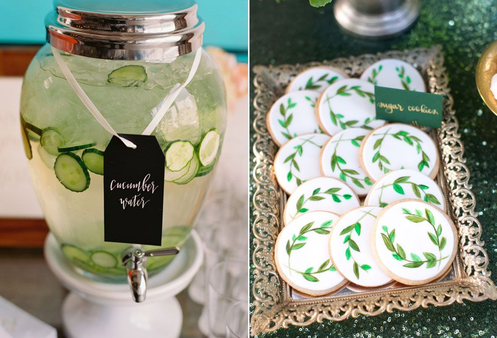 How to Use the 2017 Pantone Color, Greenery, in Your Wedding Image 9
