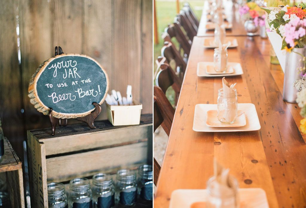 How to Throw an Exquisite Rustic Wedding Image 32