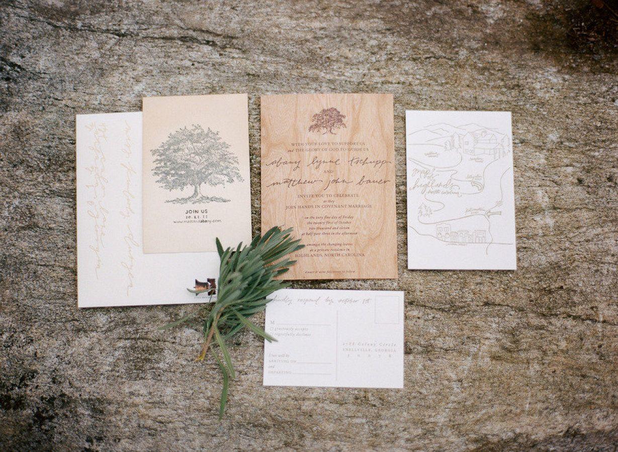 How to Throw an Exquisite Rustic Wedding Image 34