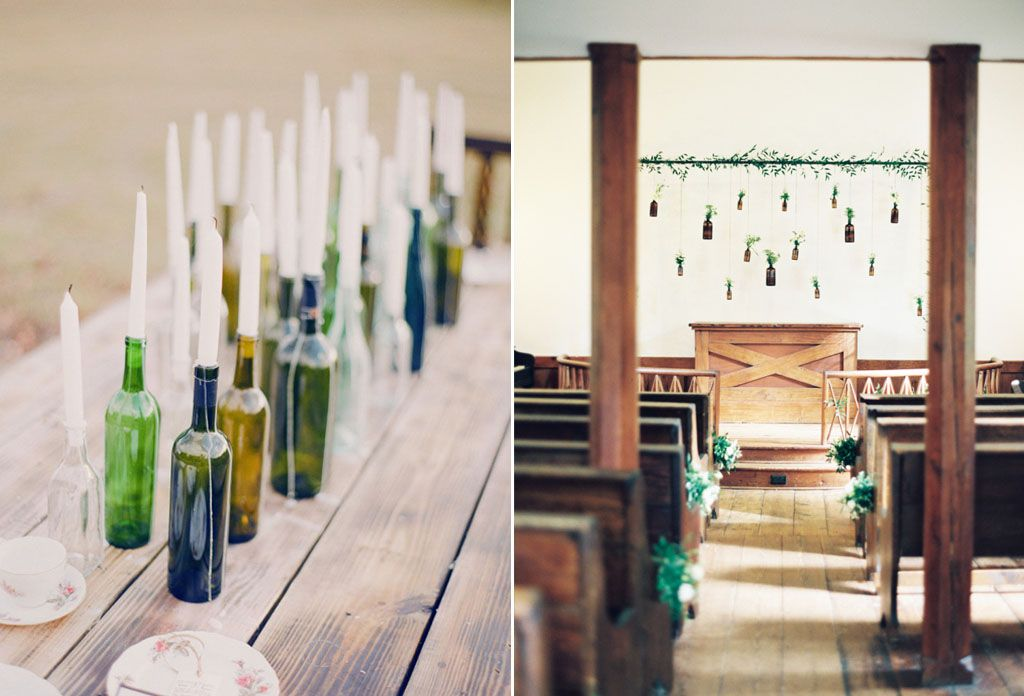 How to Throw an Exquisite Rustic Wedding Image 9