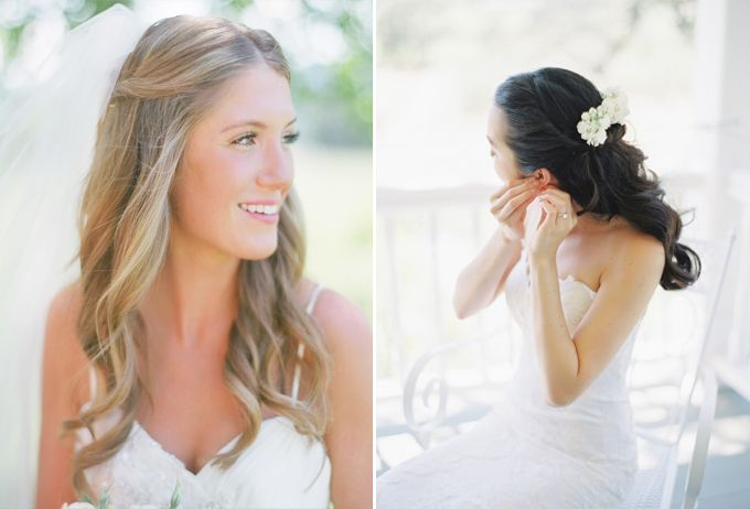 How to Choose the Right Hairstyle for Your Wedding Day Image 7
