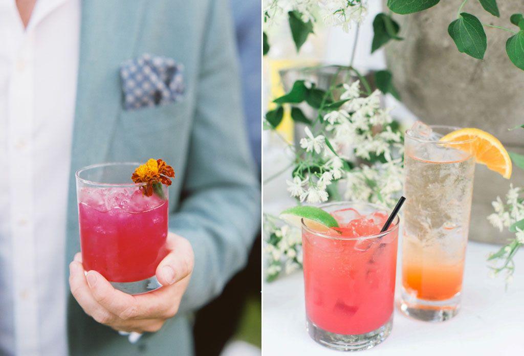 Wedding Shot List: Scrumptious Food and Delightful Drinks Image 1