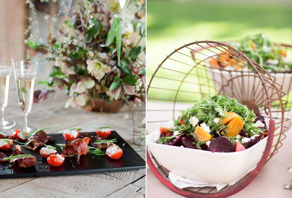 Wedding Shot List: Scrumptious Food and Delightful Drinks Image 10