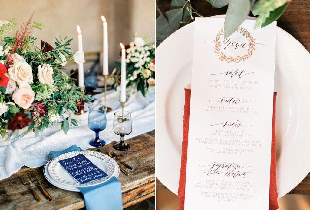 Wedding Shot List: Scrumptious Food and Delightful Drinks Image 6