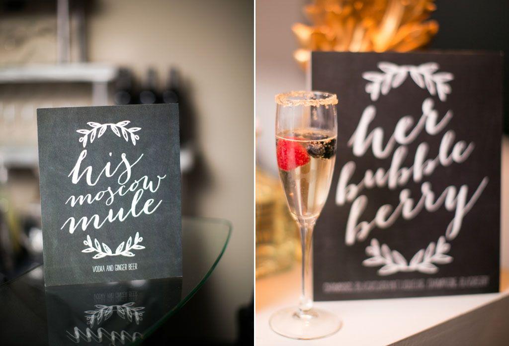 Wedding Shot List: Scrumptious Food and Delightful Drinks Image 11