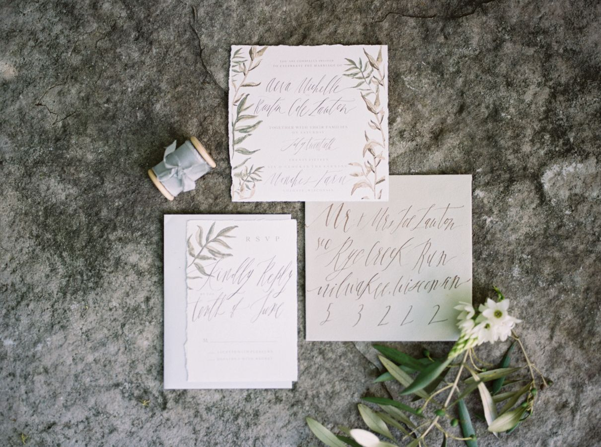 How to Throw an Exquisite Rustic Wedding Image 37