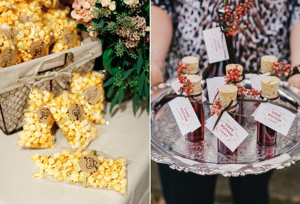 Wedding Shot List: Scrumptious Food and Delightful Drinks Image 23