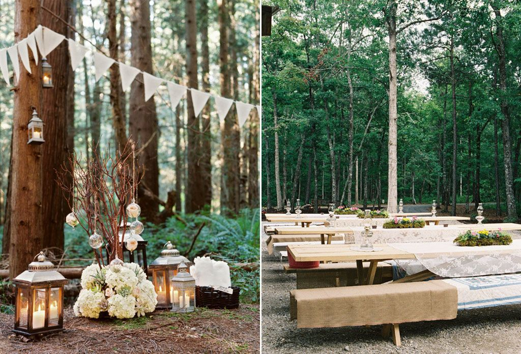 How to Throw an Exquisite Rustic Wedding Image 8