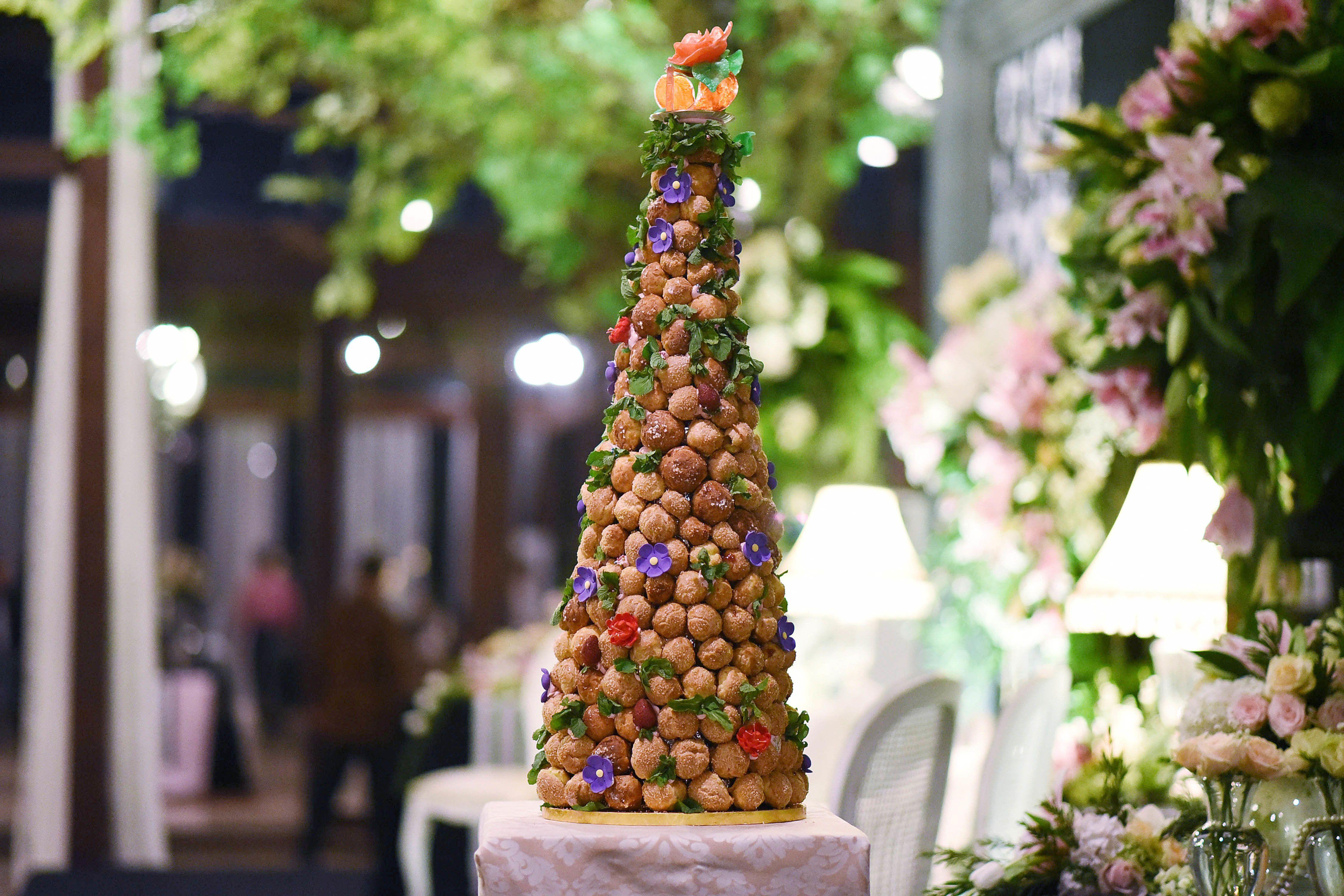 Wedding Shot List: Scrumptious Food and Delightful Drinks Image 22