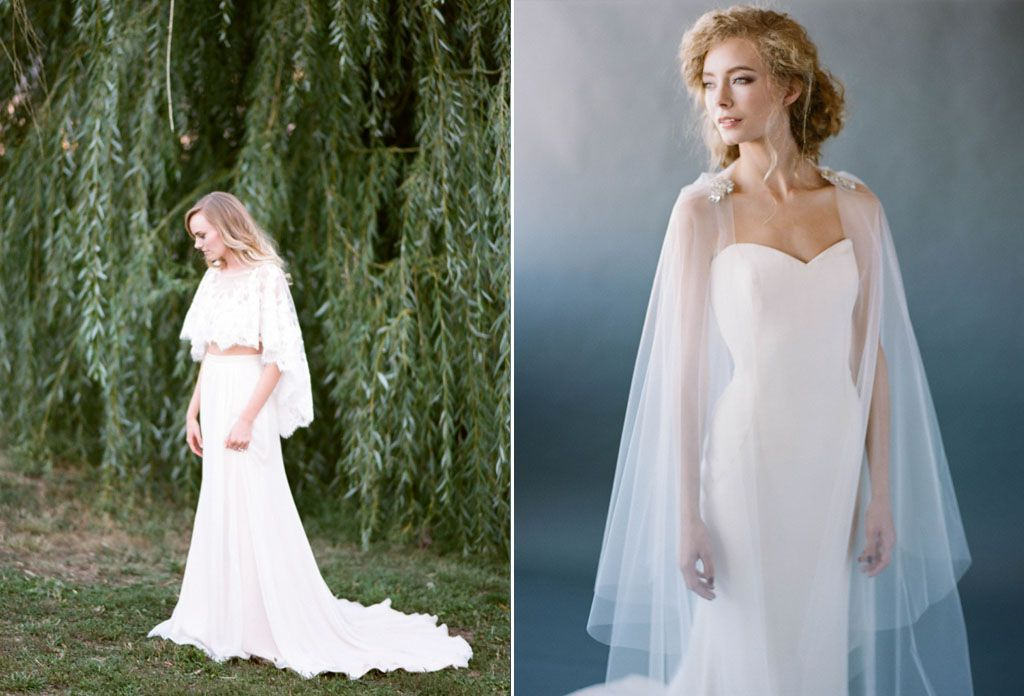 8 Simple Wedding Dress Ideas for the Minimalist Bride Image 10
