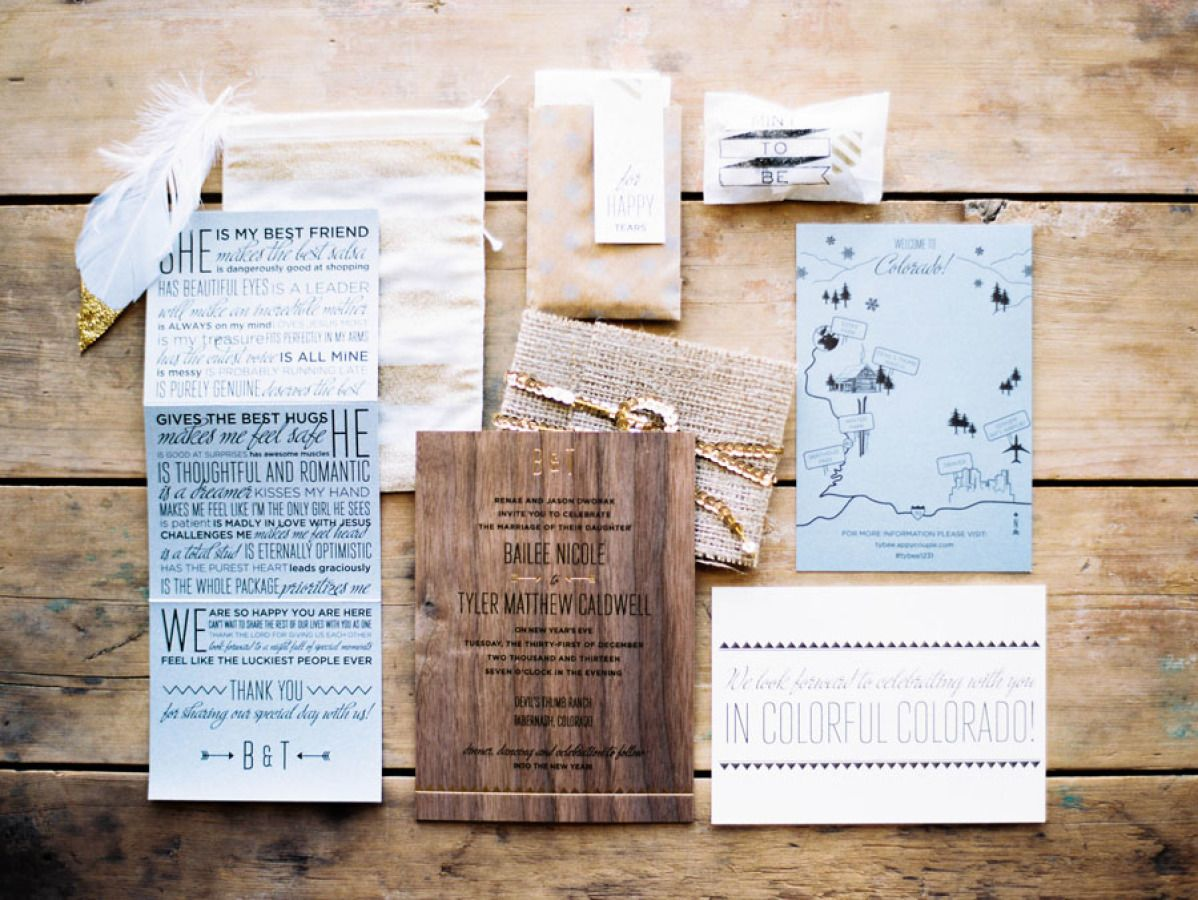 How to Throw an Exquisite Rustic Wedding Image 35