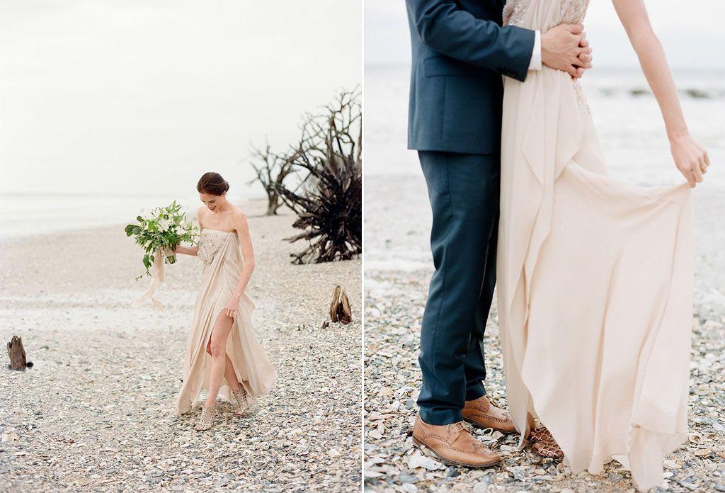 8 Simple Wedding Dress Ideas for the Minimalist Bride Image 7