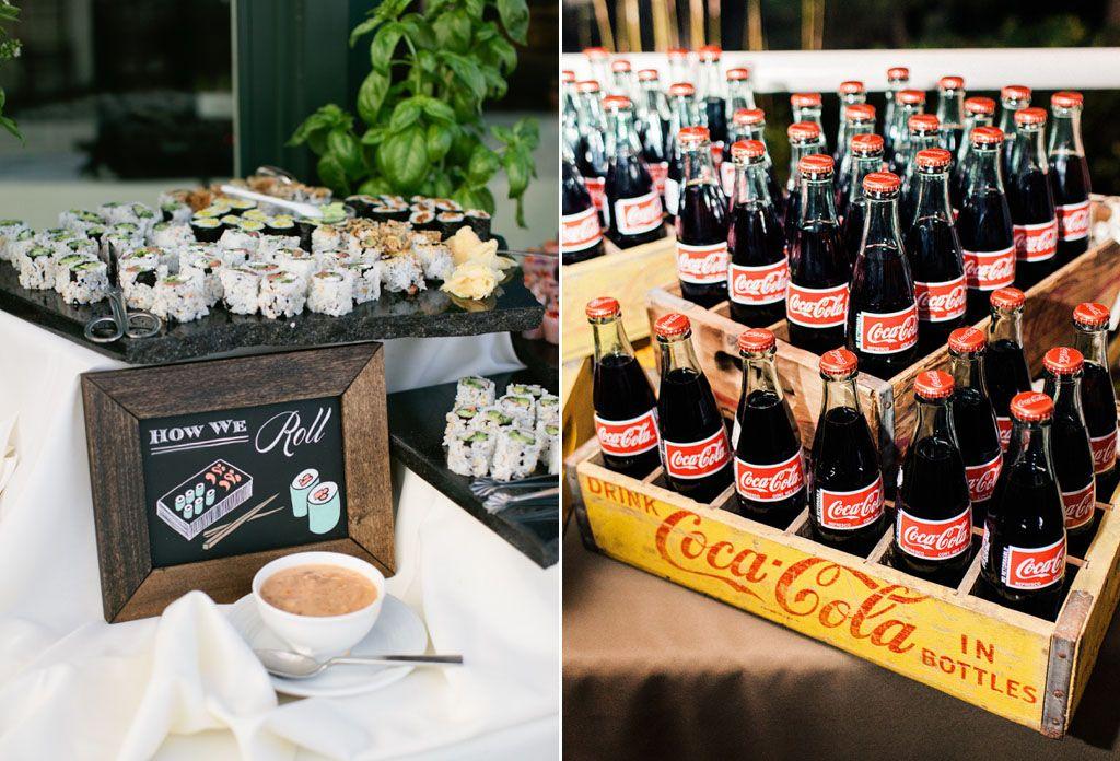 Wedding Shot List: Scrumptious Food and Delightful Drinks Image 13