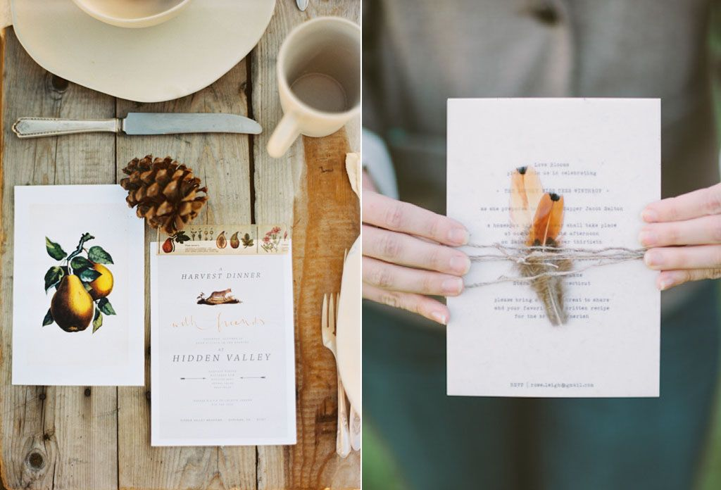 How to Throw an Exquisite Rustic Wedding Image 36