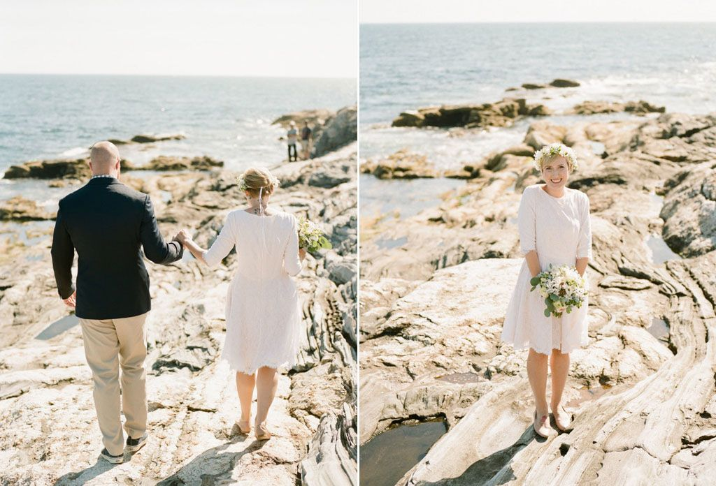 8 Simple Wedding Dress Ideas for the Minimalist Bride Image 4