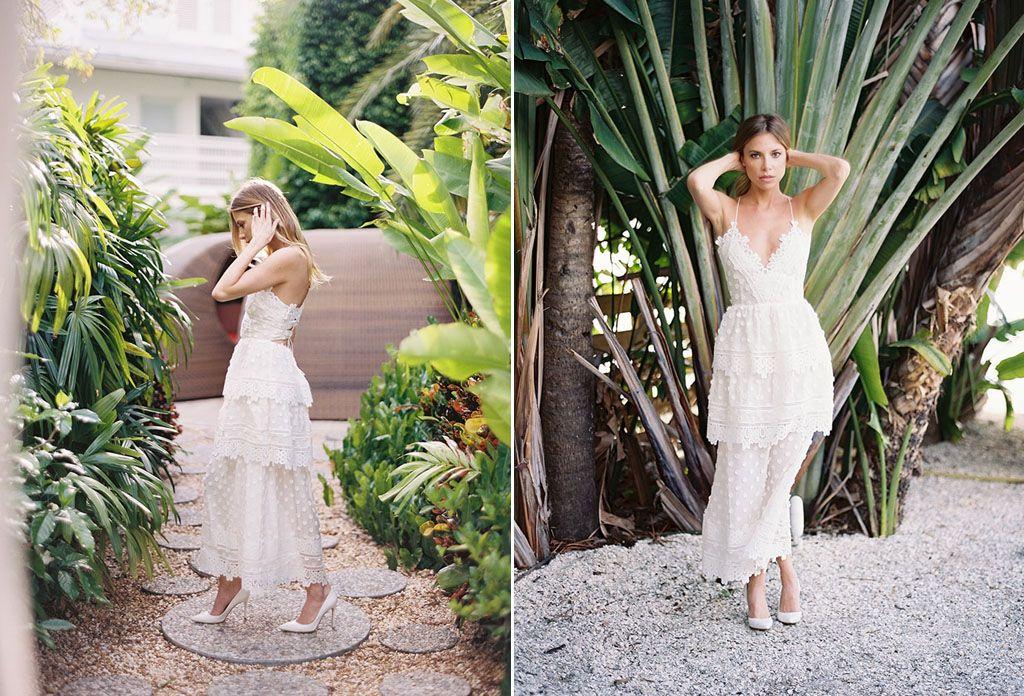 8 Simple Wedding Dress Ideas for the Minimalist Bride Image 6