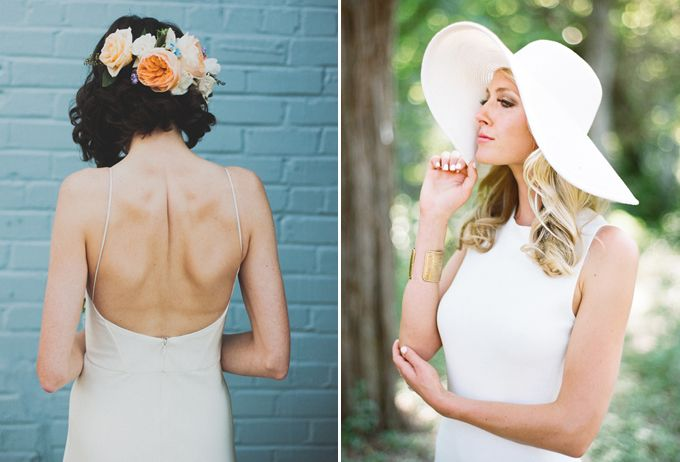 How to Choose the Right Hairstyle for Your Wedding Day Image 5