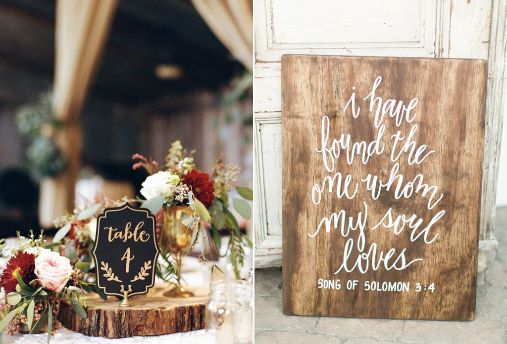 How to Throw an Exquisite Rustic Wedding Image 7
