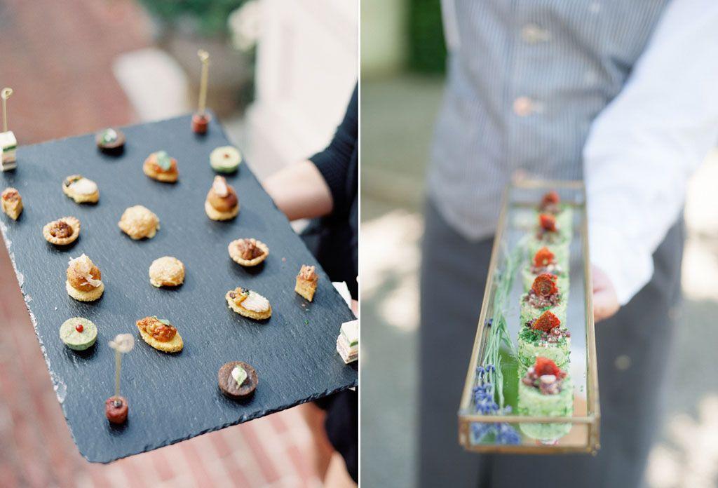 Wedding Shot List: Scrumptious Food and Delightful Drinks Image 5