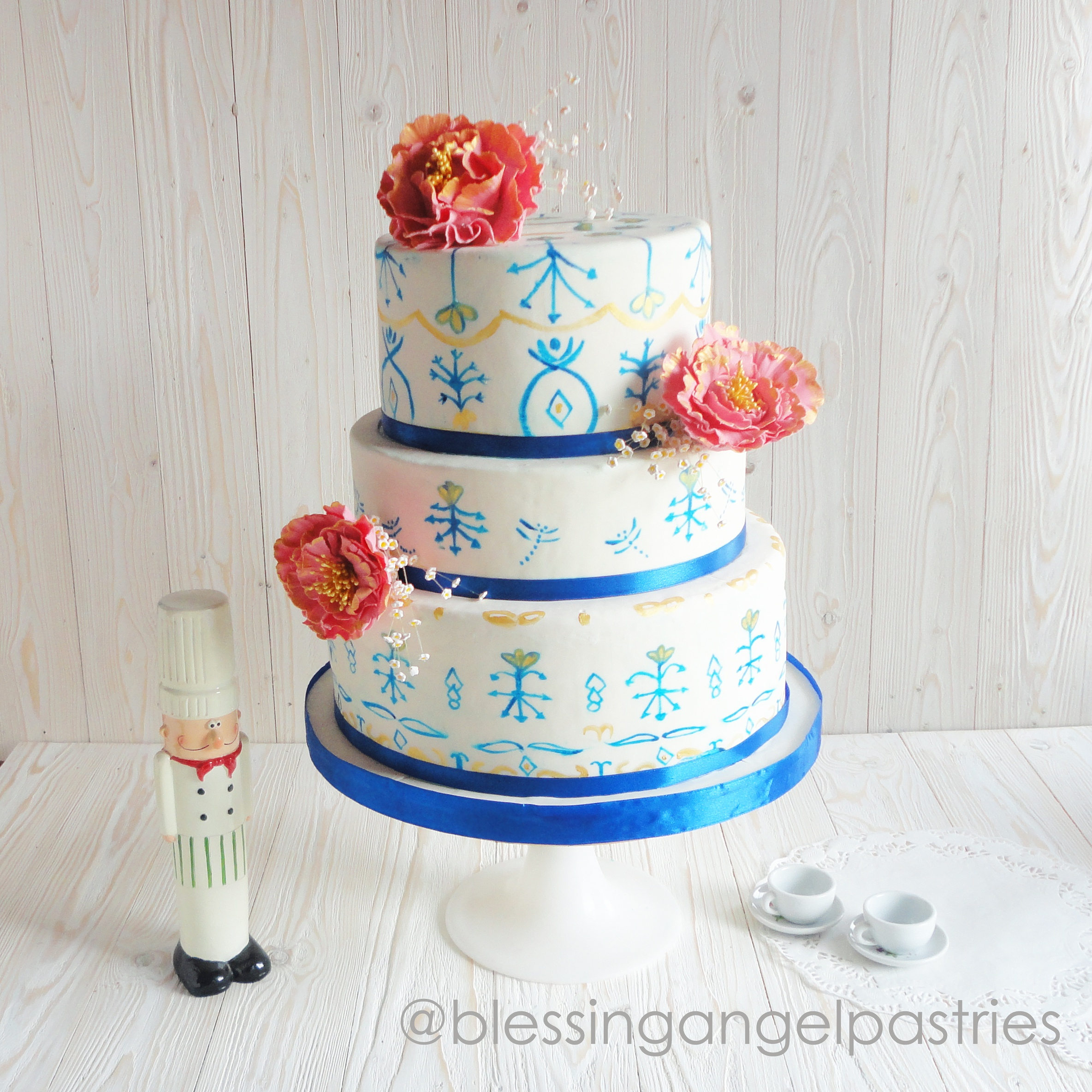 Blessing Angel Pastries | Wedding Catering in Tangerang | Bridestory.com
