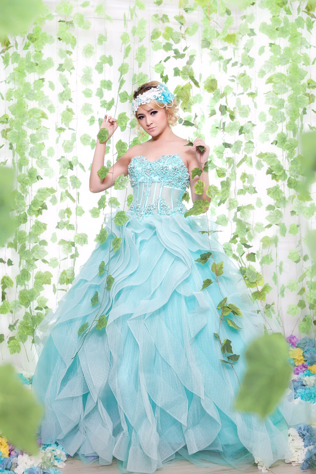 Beauty photoshoot for Marshanda by Sheila Wang Professional Make Up ...