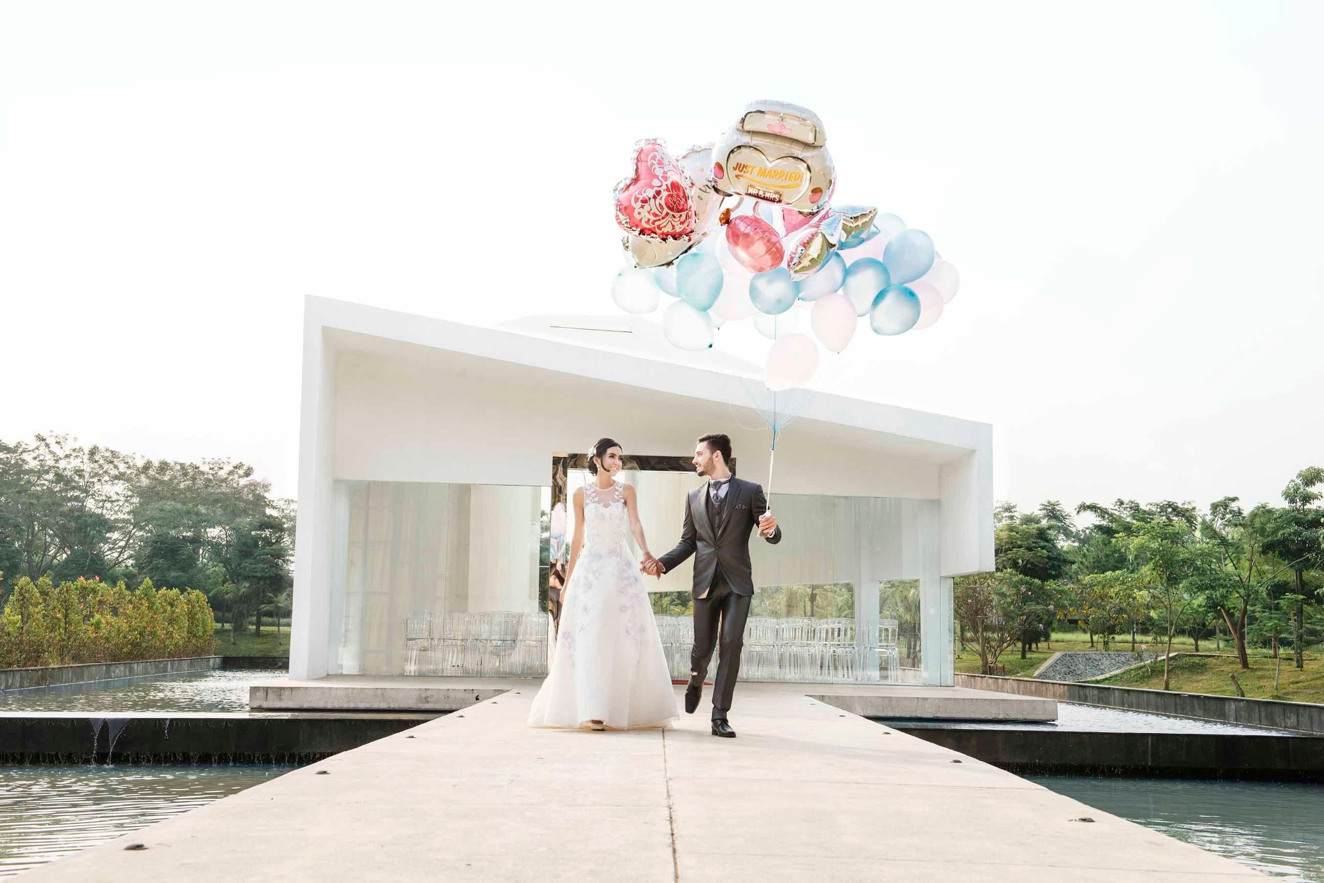 Wyls kitchen wedding venue in jakarta bridestory junglespirit Choice Image