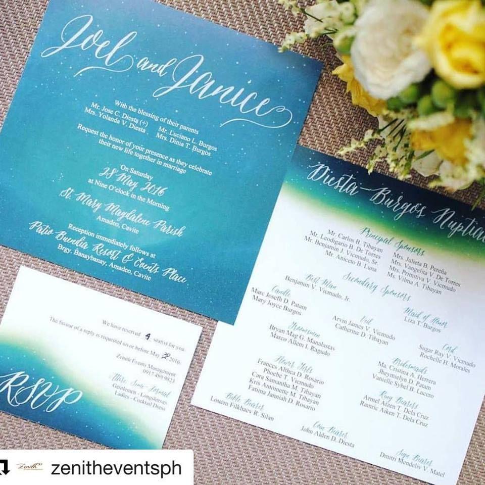Wedding invitation maker in metro manila 28 images invitation wedding invitation stopboris Gallery