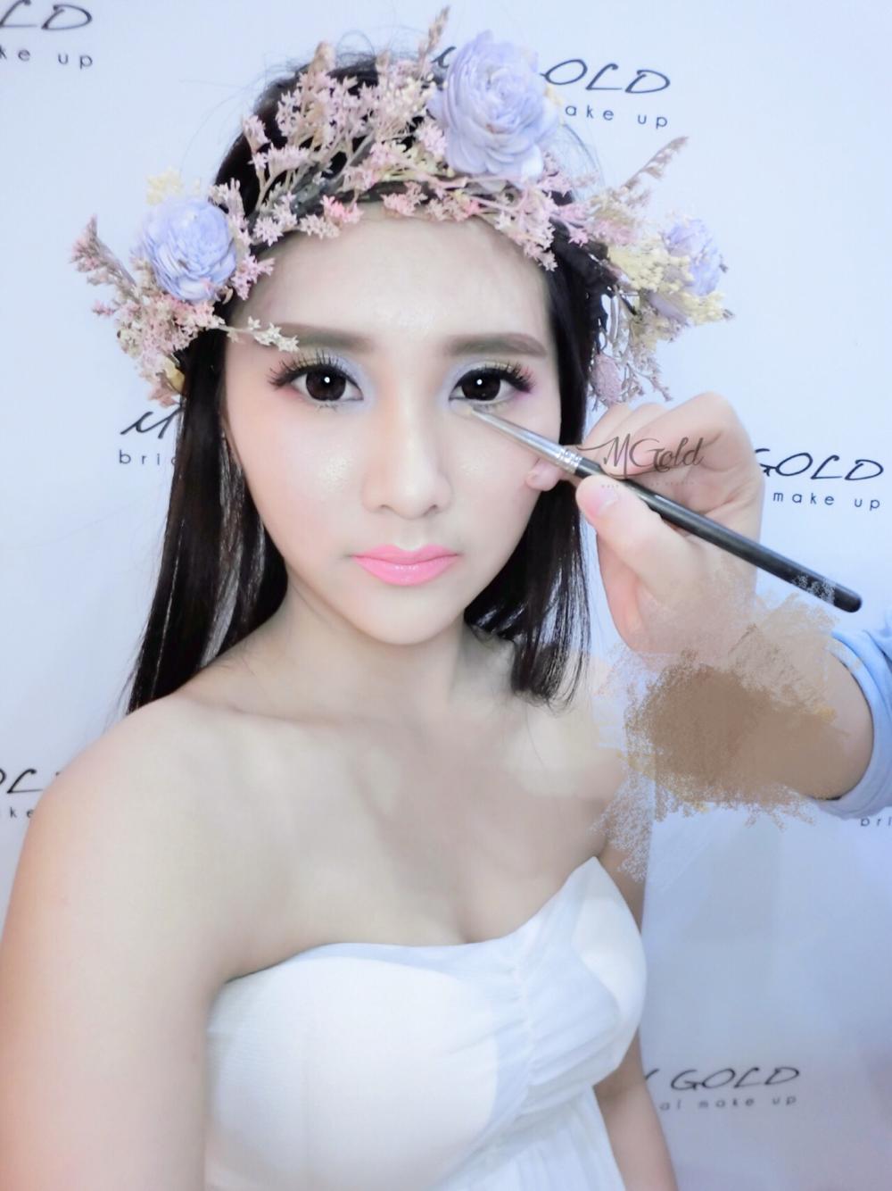 wedding by mgold hair make up studio | bridestory