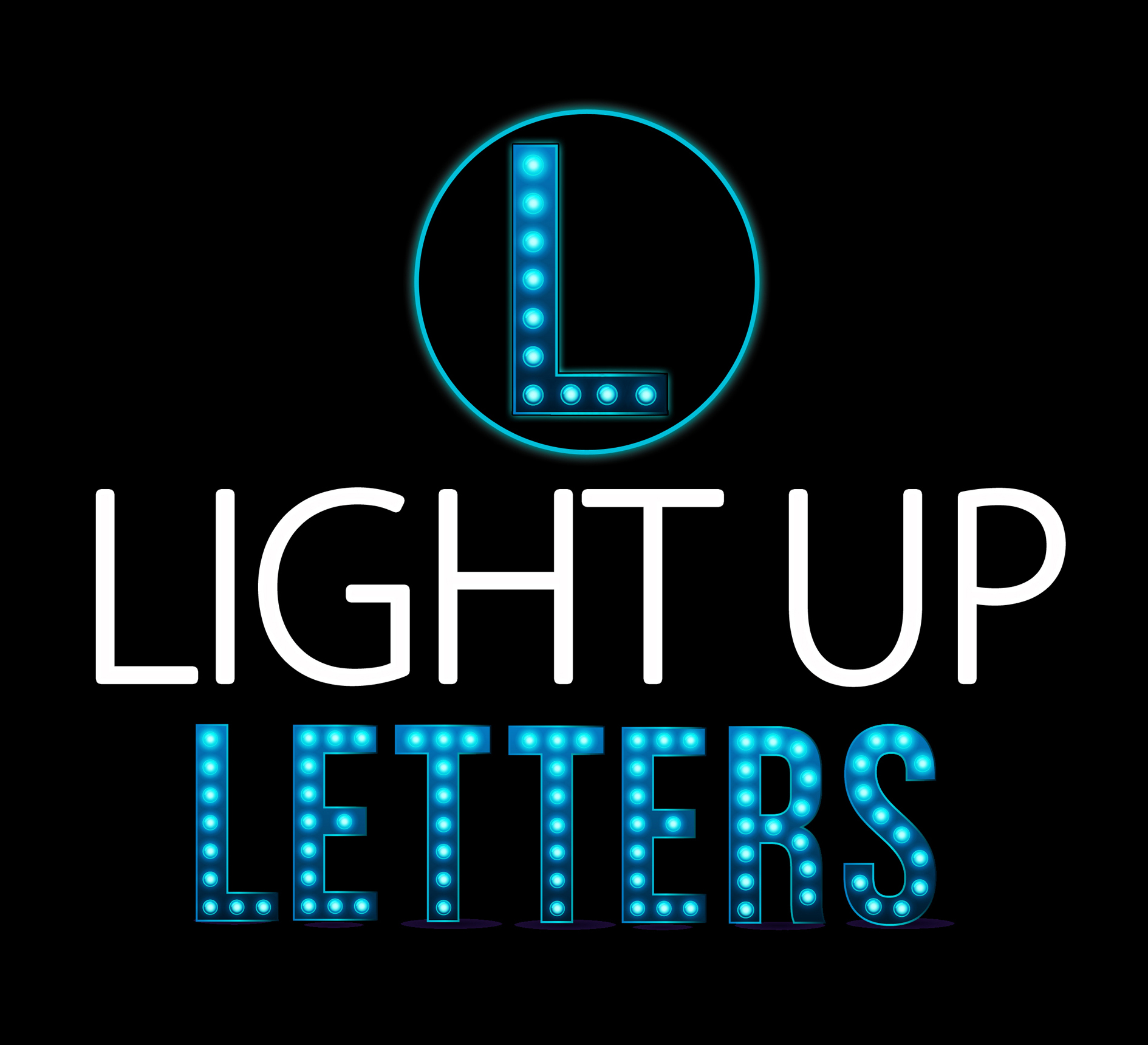 Light up letter bali wedding event rentals in bali for Light up letters