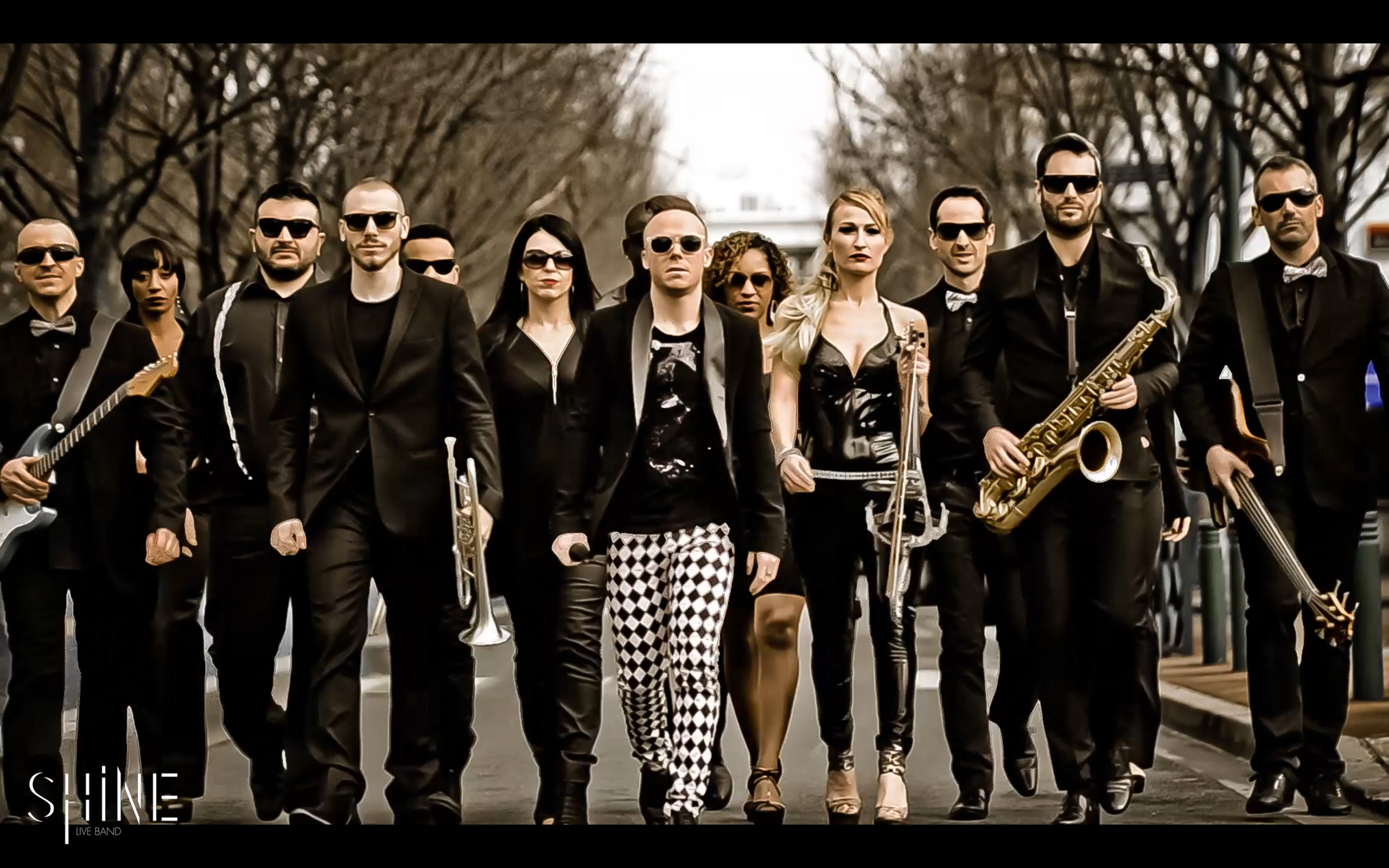 SHINE Live Band | Wedding Entertainment (Music) in Paris ...