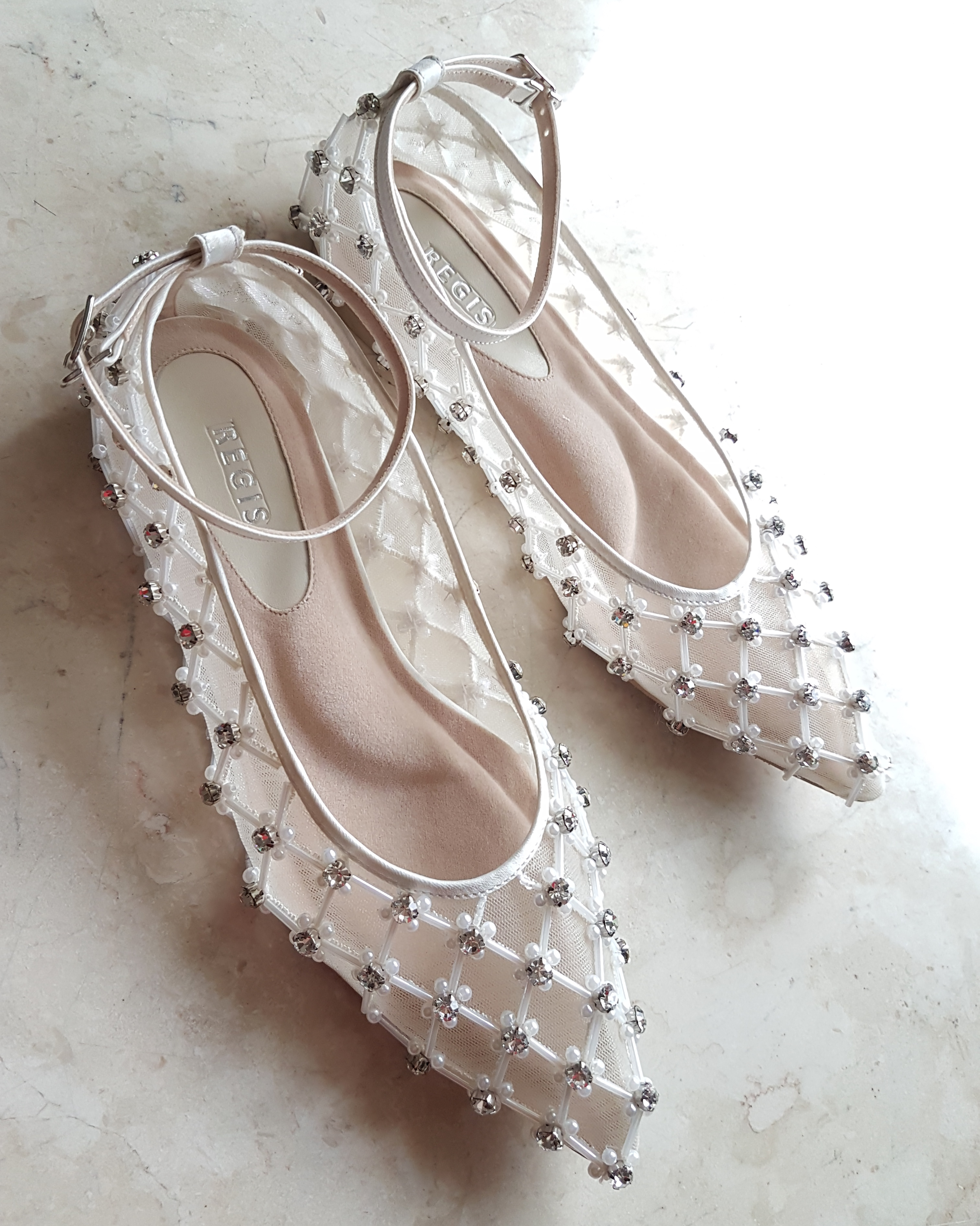 Custom Wedding Shoes Jakarta