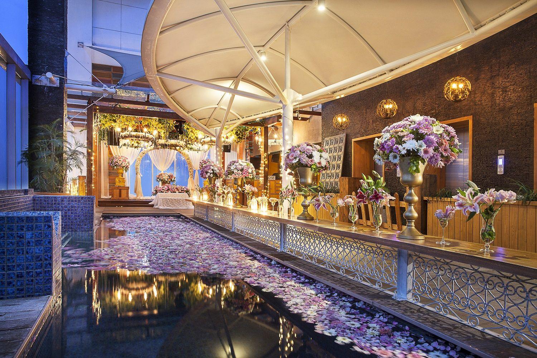 Suasana Restaurant Wedding Venue In Jakarta Bridestorycom